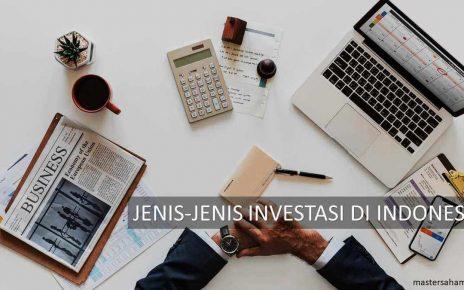 jenis jenis investasi di indonesia